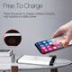 TOTU 8000mah QI Wireless Charging Power Bank