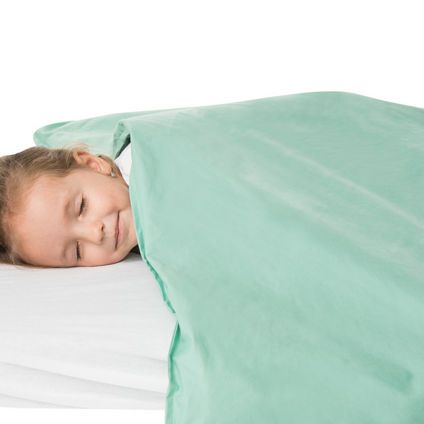 "Waterproof Duvet Cover for Weighted Blankets 36"" x 48"""