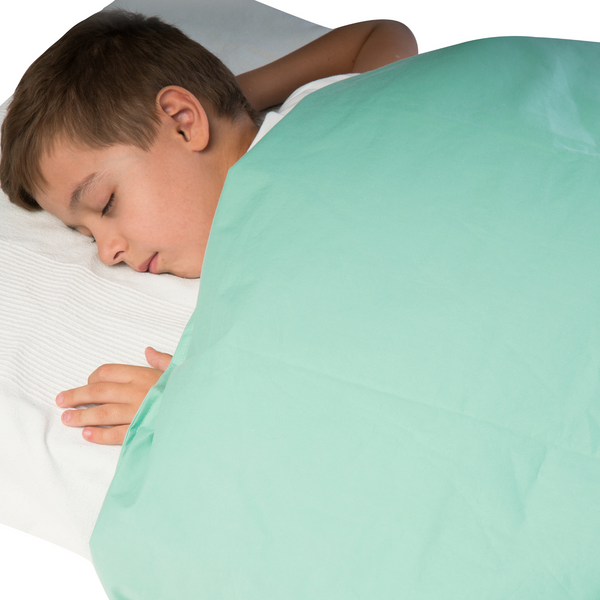 "Waterproof Duvet Cover for Kids Weighted Blankets 41"" x 60"""