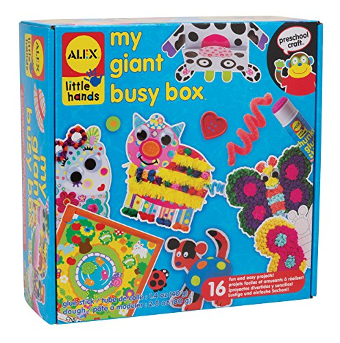 Toys Little Hands My Giant Busy Box