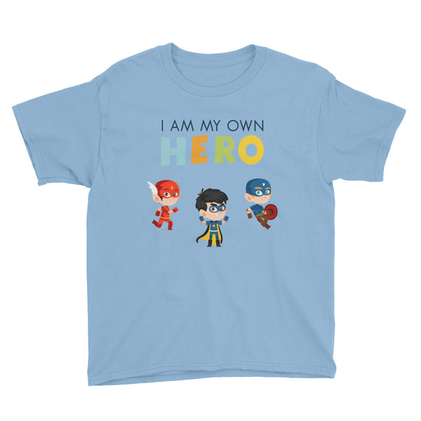 Super Hero Boys T-shirt