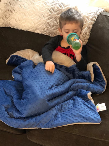 weighted blanket customer review