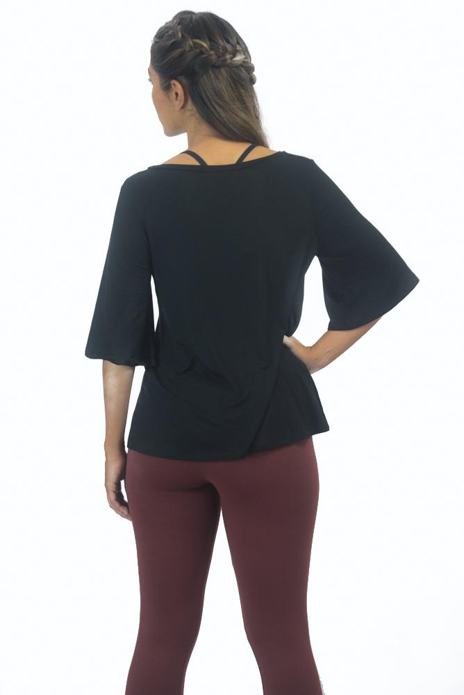 Holly Blouse - URANTA MINDFUL CLOTHING, blusa