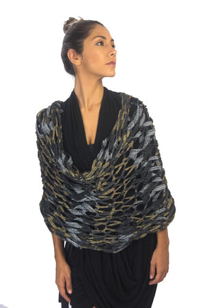 Patna Bufanda - URANTA MINDFUL CLOTHING, shawl