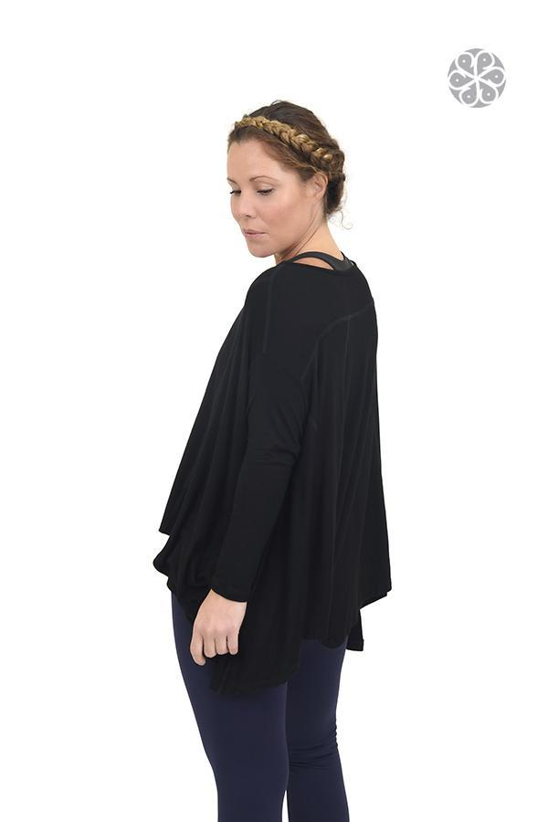 Ollin Cape - URANTA MINDFUL CLOTHING, shal