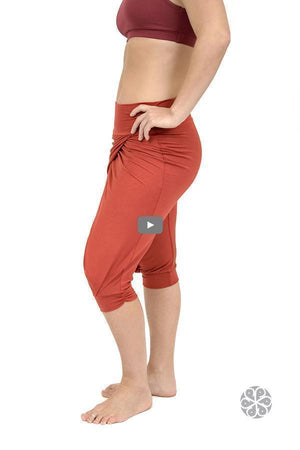 Love Capri - URANTA MINDFUL CLOTHING, pantalones