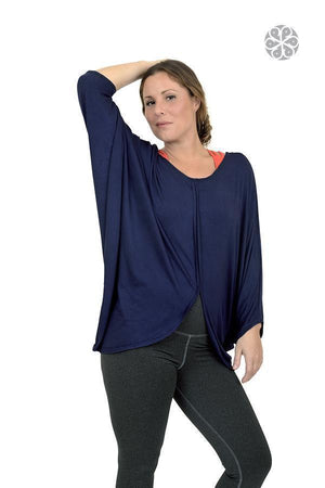 Mantra Blouse - URANTA MINDFUL CLOTHING, blusa