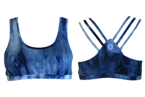Peace Sports Bra - URANTA MINDFUL CLOTHING, Sports Bra