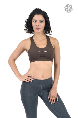 Dedication Sports Bra - URANTA MINDFUL CLOTHING, Sports Bra