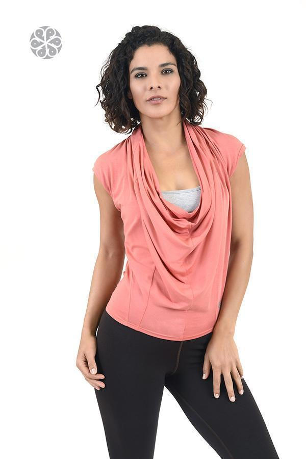 Awareness Blouse - URANTA MINDFUL CLOTHING, blusa
