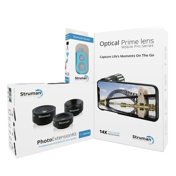14x Prime Lens with ProSeries Kit