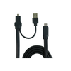 On-Lap 1305 proprietary Micro-HDMI and USB-A Cable (1.2m) - Beyond Geek