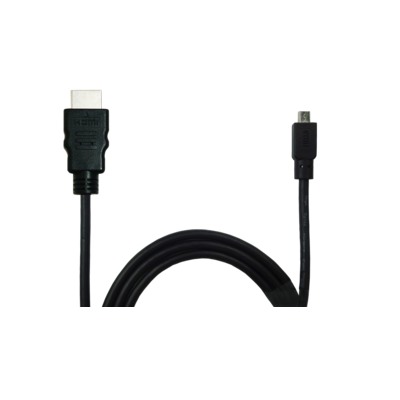 HDMI-A to Micro-HDMI Video Cable - Beyond Geek