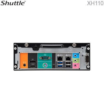 Shuttle XH110V Small Form Factor PC (Barebone) - Beyond Geek