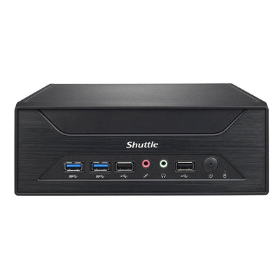 Shuttle XH270 Small Form Factor PC (Barebone) - Beyond Geek