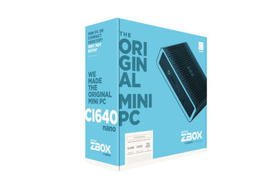 ZBOX CI640 - Beyond Geek