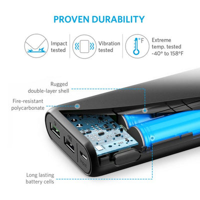 Anker PowerCore 20000 With Quick Charge 3.0 Powerbank