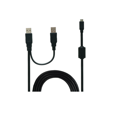USB-A to Micro-USB Power and Touch Signal Cable