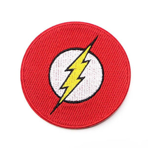 The Flash Super Hero LOGO Patch Iron On