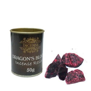 50gm Dragon's Blood Resin