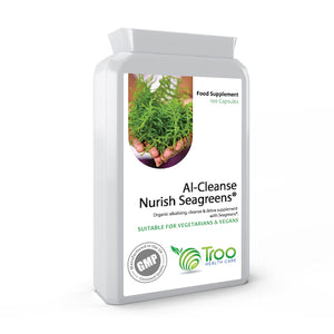 Al-Cleanse Nourish with Seagreens® 100 Capsules