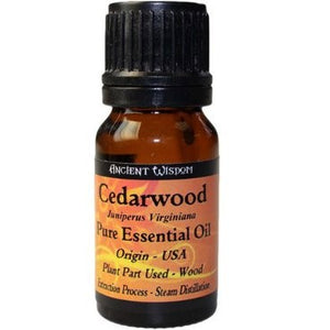 Cedarwood Pure Essential Oil