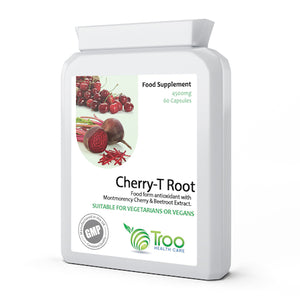 Cherry-T Root 4500mg 60 Capsules