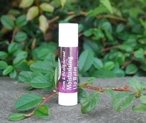 lip balm vitamin E 5 ml moisturising purple design vegan