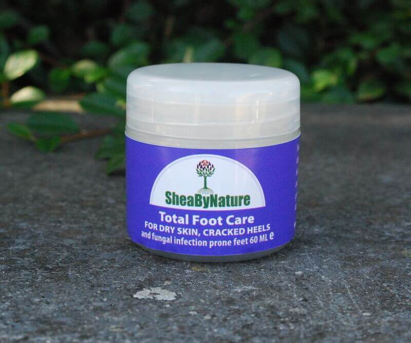 total foot care for dry skin cracked heels and fungal infection prone feet 60ml