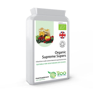 Troo-Vit Supreme SuperFood Multi Vitamin 100 Capsules