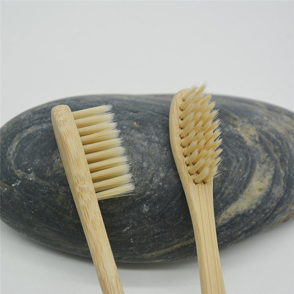 Environmental Bamboo Toothbrush Oral Care Teeth Brushes Eco Soft Natural Brush Bamboo Handle