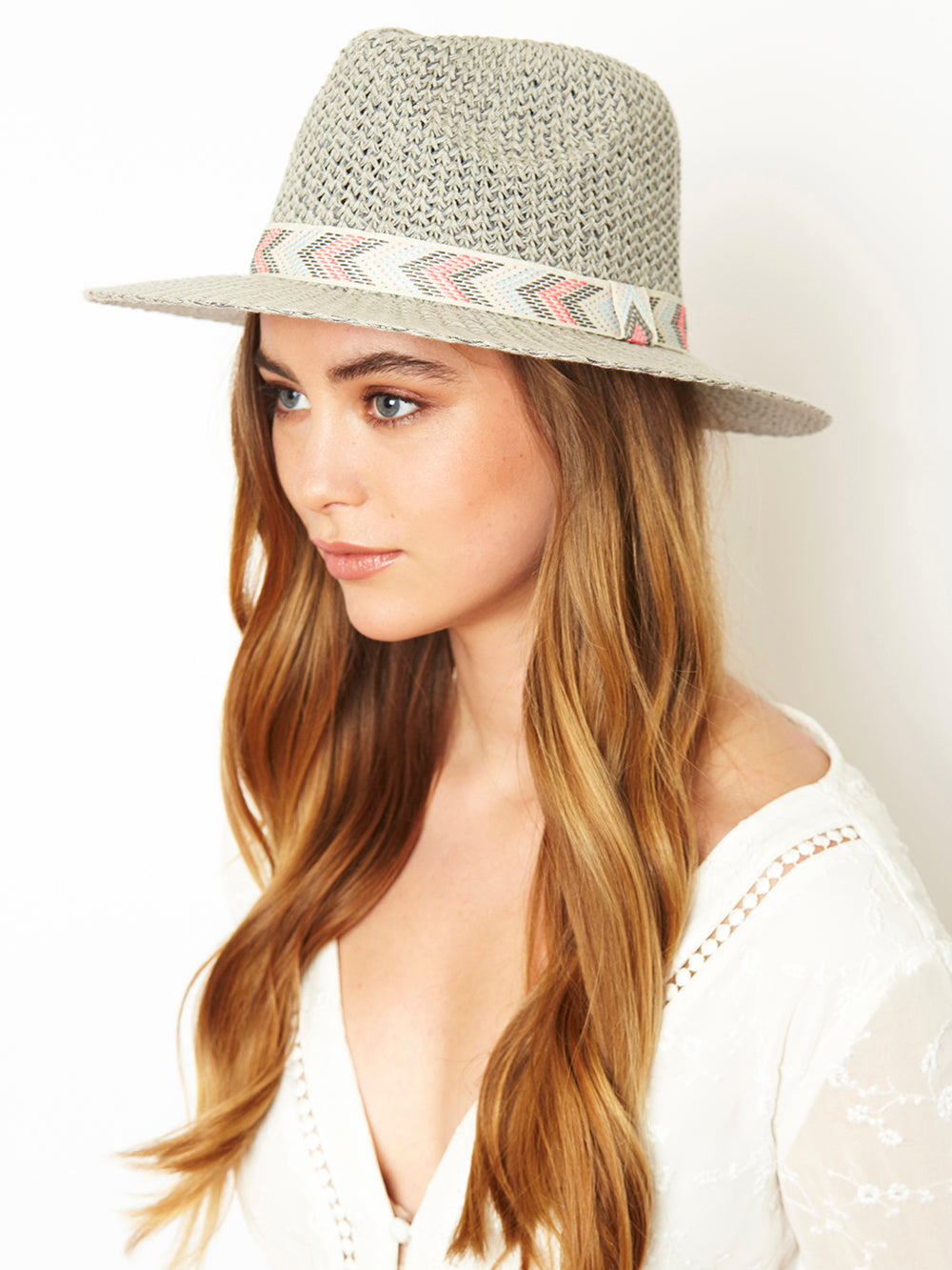 Bella Panama Hat by Angels Whisper
