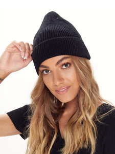 Chike Knitted Beanie by Angels Whisper