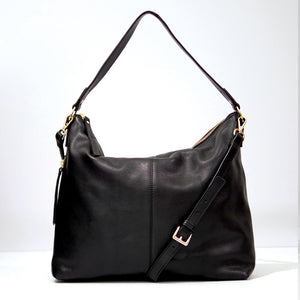 Ash Hobo Handbag by Rose & Lyle Bags