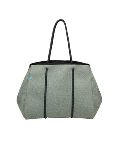 Ash Tote Neoprene Bag by Chuchka