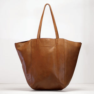 Ash Tote Leather Bag by Rose & Lyle Bags