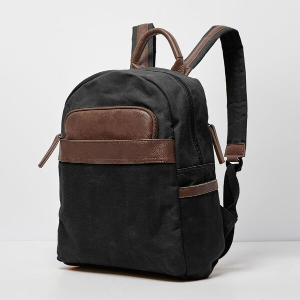 Dark Backpack (Men's Range) - Urban Originals