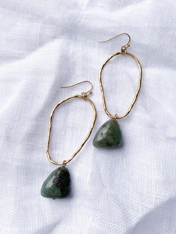 Medora Earrings by Anni Mac