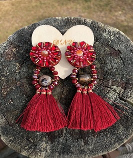 Hot Chilli Earrings - DNY Collections