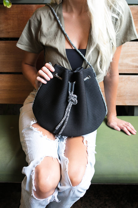 Ink Bucket Bag