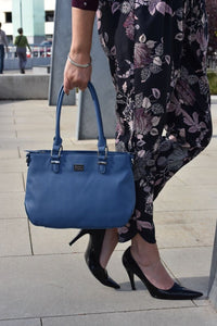 The Kate Shoulder Handbag - Sash & Belle