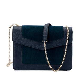 MONTANA Suede Shoulder Bag - Olga Berg