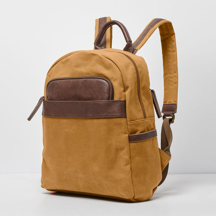 Dark Stone Backpack (Men's Range) - Urban Originals