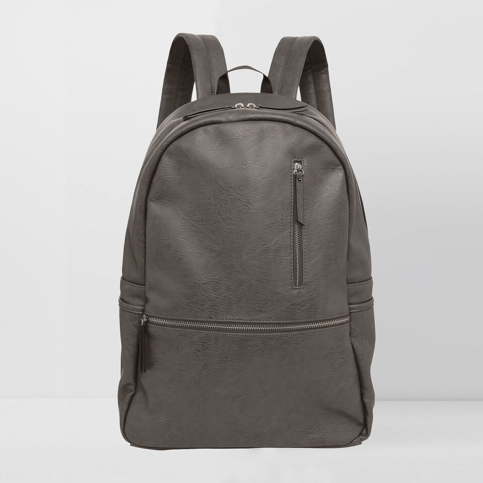 Zone Grey Backpack (Men's Range)
