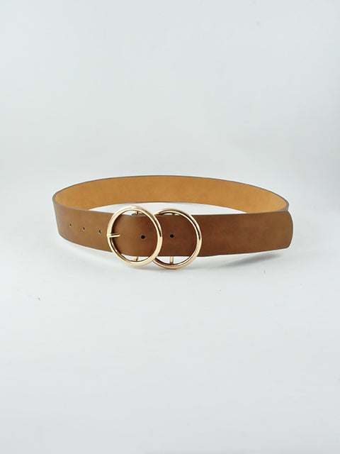 Double Hoop Belt