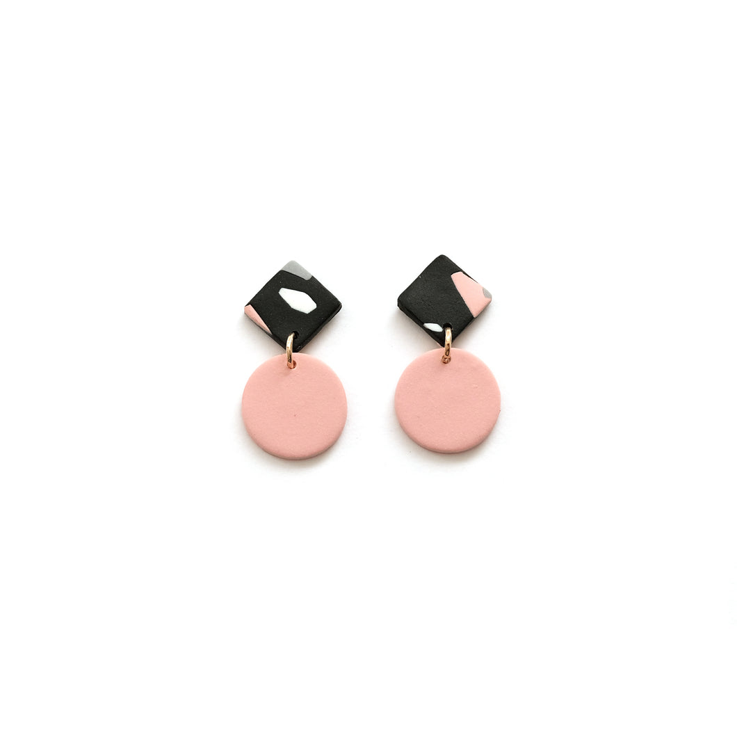 Estella Dangle Earrings by Florin & Grace