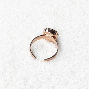 Mars Rover Statement Ring by Bidiliia