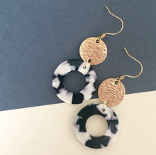 Leo Dangle Earrings - Little Ollie Designs