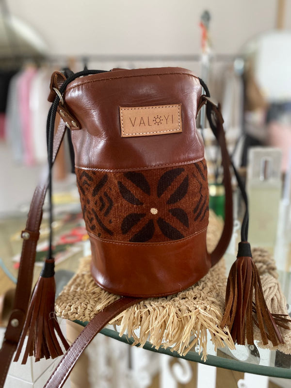 The Kedi Bag - Rust
