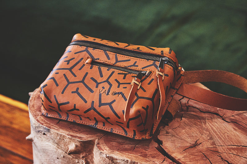The Khaya Waistbag - Scatterbrain